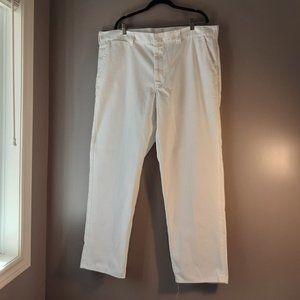 Bill Bill Work Pants Kitchen Whites 2 pairs, 42x33